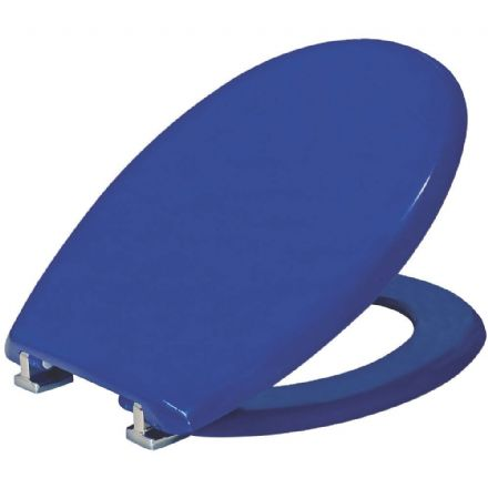 Atlantic Spa Marine Blue Toilet Seat with STA-TITE® Fixings